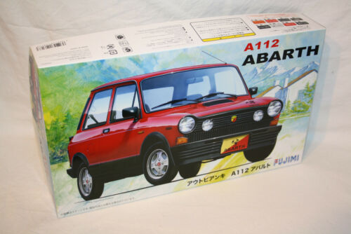 1:24 Fujimi Autobianchi A112 Abarth