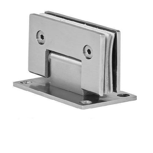 Edelstahl 8mm Glastür Scharnier Duschtür Türbeschlag Band Türbeschläge Beschlag