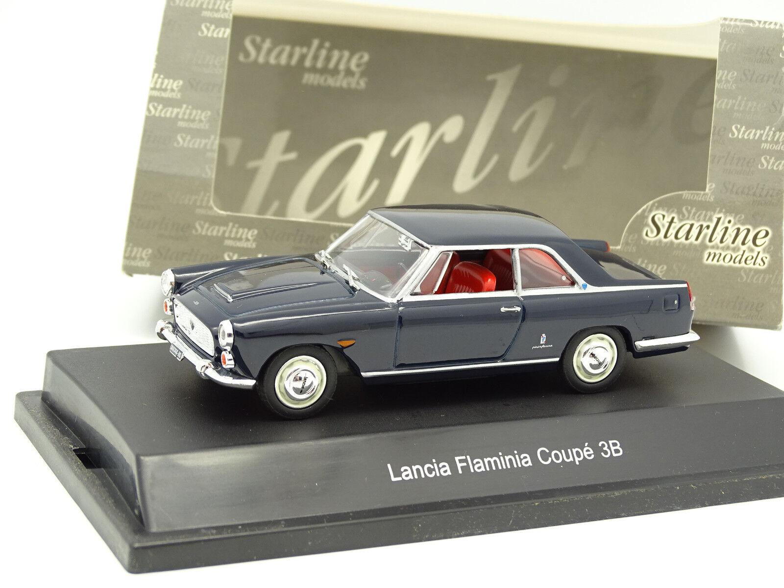 Starline 1 43 43 43 - Lancia Flaminia Coupe 3B blue 7ceb6e