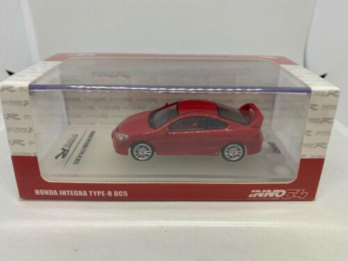 Inno Models 1:64 Honda Integra Type-R DC5 Red INNO64