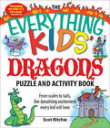 The  Everything  Kids' Dragons Puzzle and Activity Book by Scot Ritchie (Paperback, 2008)