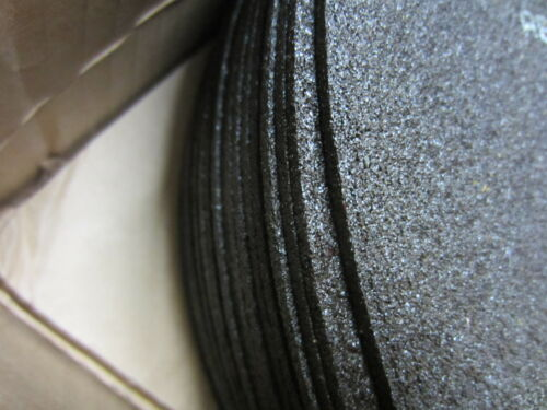 "5 new NORTON 10/"" x .105/"" x 1/"" U57A461 RB25B Cutoff Wheels grinding discs #80035"