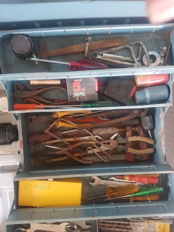 Værktøj, Borehammerr m.v.