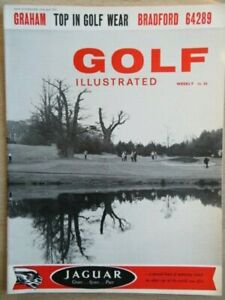 Moor-Park-Golf-Club-High-Course-Golf-Illustrated-Magazine-1965