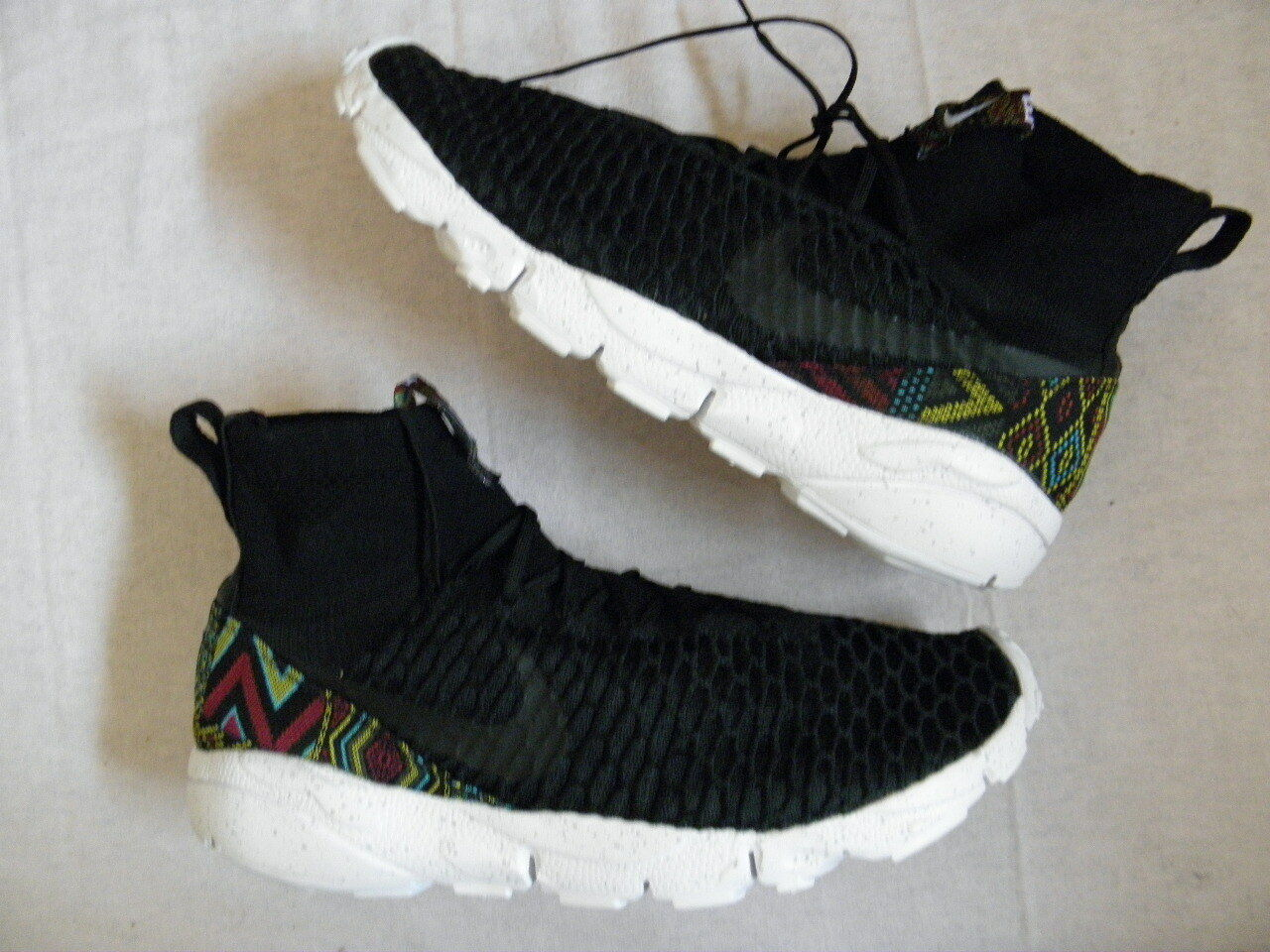 Nike Air Footscape Month Magista BHM Black History Month Footscape Rouesting Flyknit s 11 DS NEW 7a41de