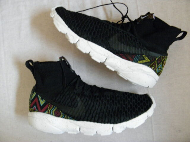 reputable site 9340c fc961 Nike Air Footscape Magista BHM Black History Month Rouesting Flyknit s 11  DS NEW