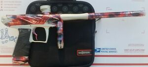 Bob-Long-Field-One-Onslaught-Paintball-Gun-Acid-Wash-4C-Laser-Eyes-HK-Luxe
