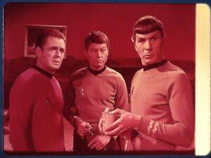 Star-Trek-TOS-35mm-Film-Clip-Slide-Spectre-of-Gun-Spock-Scotty-McCoy-3-6-24
