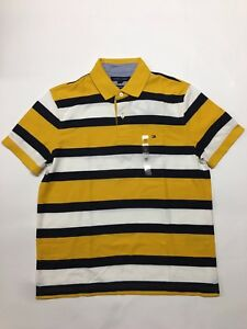 53f7cc82 Image is loading Tommy-Hilfiger-MENS-Performance-Short-Sleeve-Shirt-Size-