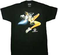 Overwatch The Cavalry's Here Adult T-shirt - Official Video Game Playstation Xb