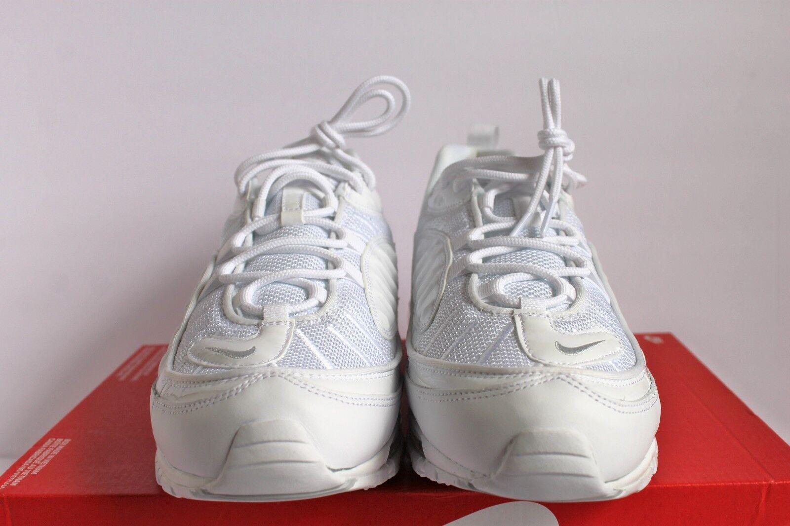 nike air max 97 platin - weiß weiße aus platin 97 schwarze männer sz 11 [640744-106] af0f26
