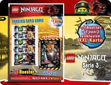Lego® Ninjago™ Serie 3 Multipack 2 inkl. 1 von 2 XXL Karten Limitierte Karte
