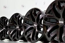 17 Ford F150 F 150 Raptor Truck Satin Black Wheels Rims Factory Oem Set 4
