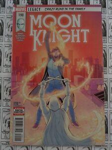 Moon-Knight-2017-Marvel-190-Crazy-Runs-in-the-Family-Bemis-Burrows-NM