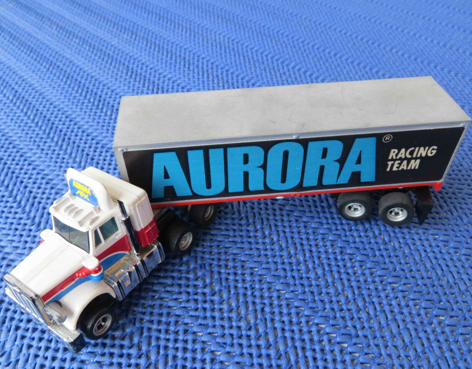 Faller   Aurora AFX Camion con Luce corrente + 2 e Smerigliatrice di ricambio