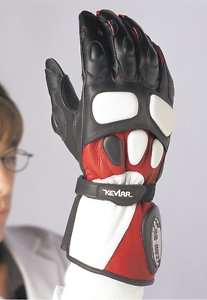 ZERO-60 TASO Leather Motorcycle Gloves RED MSRP $59.99