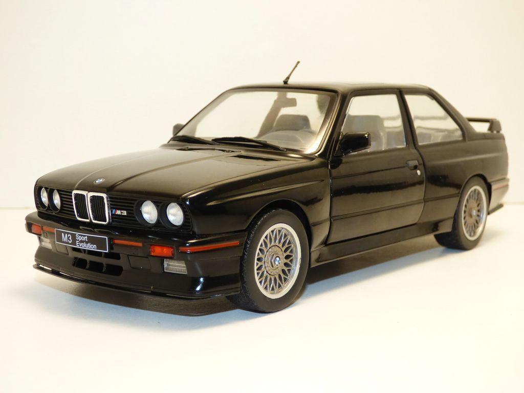 BMW BMW BMW M3 E30  SPORT EVOLUTION noir 1 18  serie 3er 5ccc60