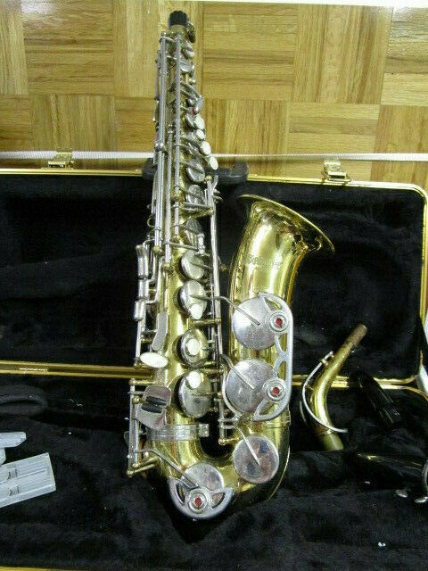 Selmer Alto Saxophone AS500 With Case and Accessories P32