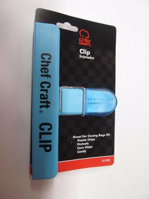 Green Chef Craft Large Chip Clip