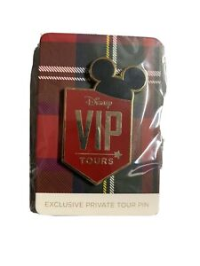 Disney-World-VIP-Tours-Exclusive-Private-Tour-Pin-Mickey-Mouse-NEW