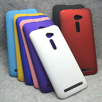 "For Asus Zenfone 2 2E 5"" ZE500CL Snap On Rubberized Matte hard case back cover"