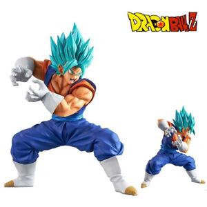 New Dragon Ball Z Super Saiyan God SS Vegeta Final Kamehameha Figure