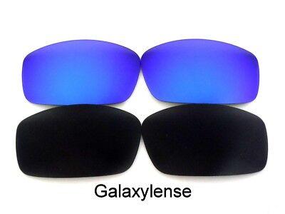 Galaxy Anti-sea Lenti Per Costa Del Mar Caballito Sole Nero/blu Polarizzati Ufficiale 2019