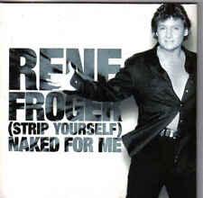 Rene Froger-Naked For Me cd single