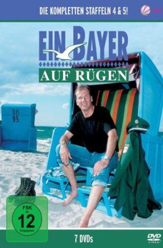 1 von 1 - 7 DVDs * EIN BAYER AUF RÜGEN - STAFFEL 4 + 5  Wolfgang Fierek # NEU OVP !