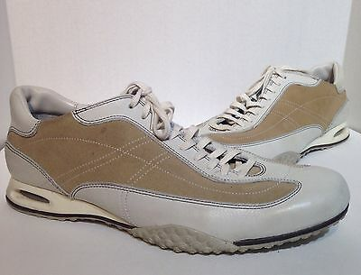 Cole Haan Nike Air White Athletic Shoes Size 12
