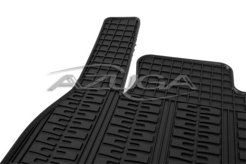 Caoutchouc tapis pour vw touran à partir de 9//2015 avec bouton de fixation en caoutchouc-tapis de sol
