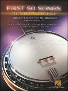 First-50-Songs-You-Should-Play-on-Banjo-TAB-Book-5-String-Clawhammer-3-Finger
