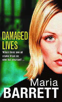 1 of 1 - Damaged Lives, Maria Barrett | Paperback Book | Acceptable | 9780751524796