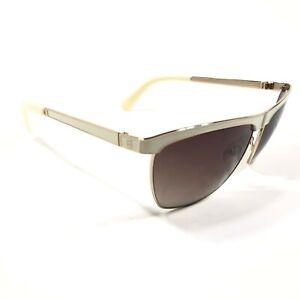Balmain-Gold-Ivory-Thin-Rimmed-Sunglasses-Gradient-Lenses-BL2043-C02