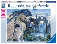 Ravensburger Jigsaw Puzzle Mystical Dragon 1000 Pcs 19638