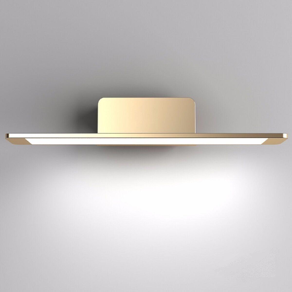 ArteLuna® LED LED LED Wandleuchte SPY bronzeGold Aluminium neutralweiß 10W 230127 EEK A   Förderung  a61e21