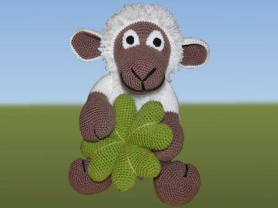 Wild Life XXL - Monkey Charly - Crochet pattern | 300x400
