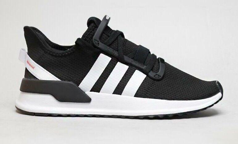 Adidas Originals Men's U Path Run shoes NEW AUTHENTIC Black White G27639