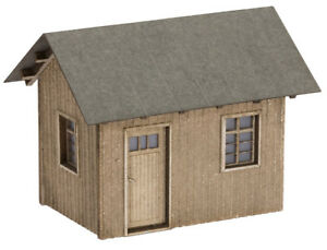 NOCH-14308-echelle-H0-Cottage-de-routes-LASER-CUT-minis-Kit-de-montage-in