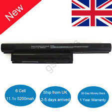 5200mah Laptop Battery for SONY VAIO VGP-BPS22 VGP-BPS22A VPC-EB VPC-EF VPC-EA1