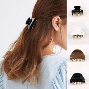 Velvet Women Solid Hair Clip Waterdrop Barrette Girl BB Hairpin Hair Accessories