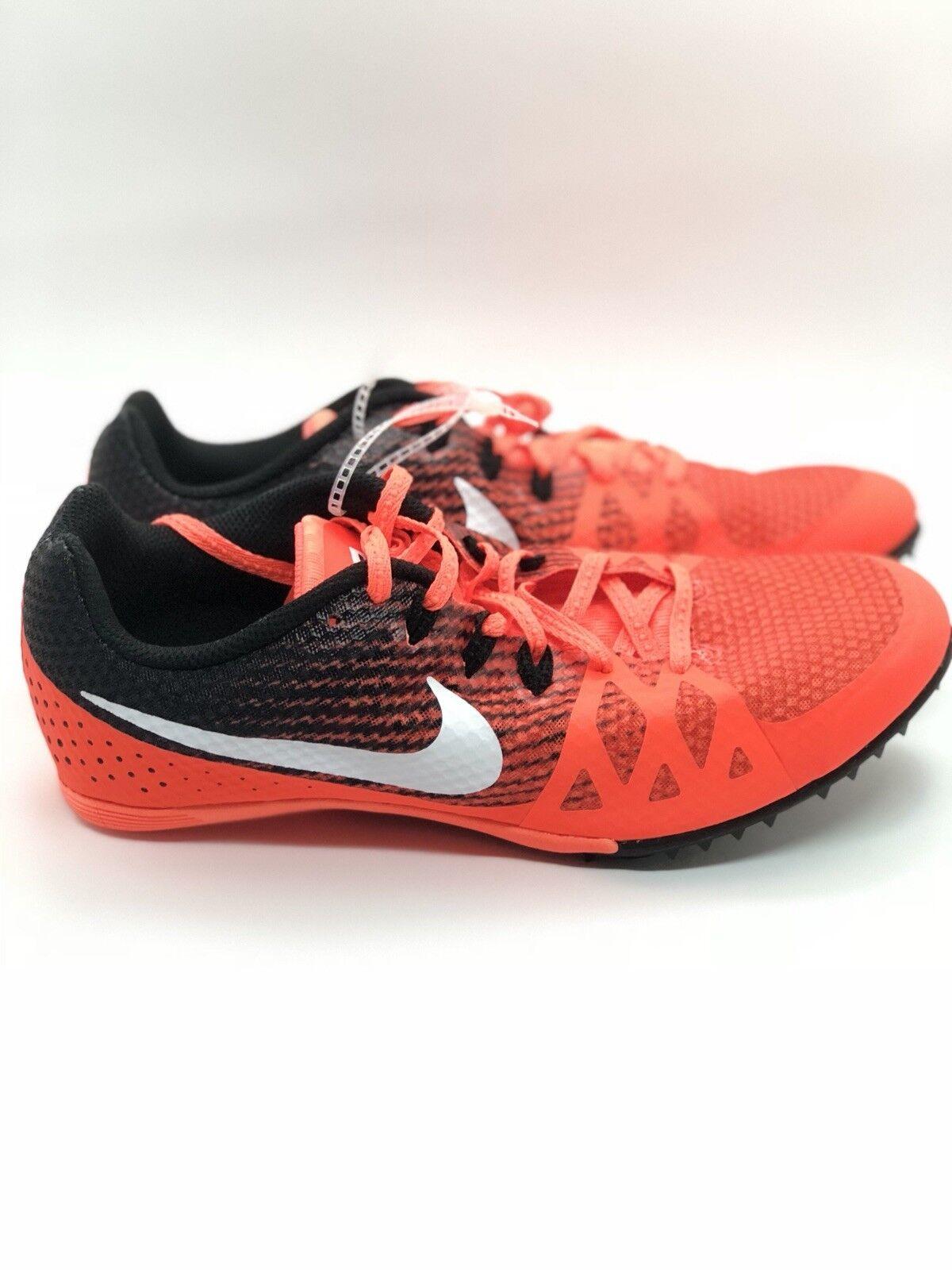 nouveau nike zoom rival sprint sprint sprint hommes suivre 806555 811 orange des di ions 7,5 1b0e78