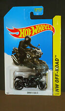 2014 HOT WHEELS OFF-ROAD #127 BMW K 1300 R