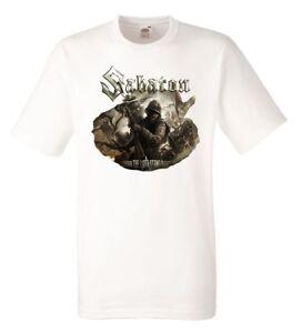 /T Shirt L Nuclear Blast Sabaton The Last Stand/