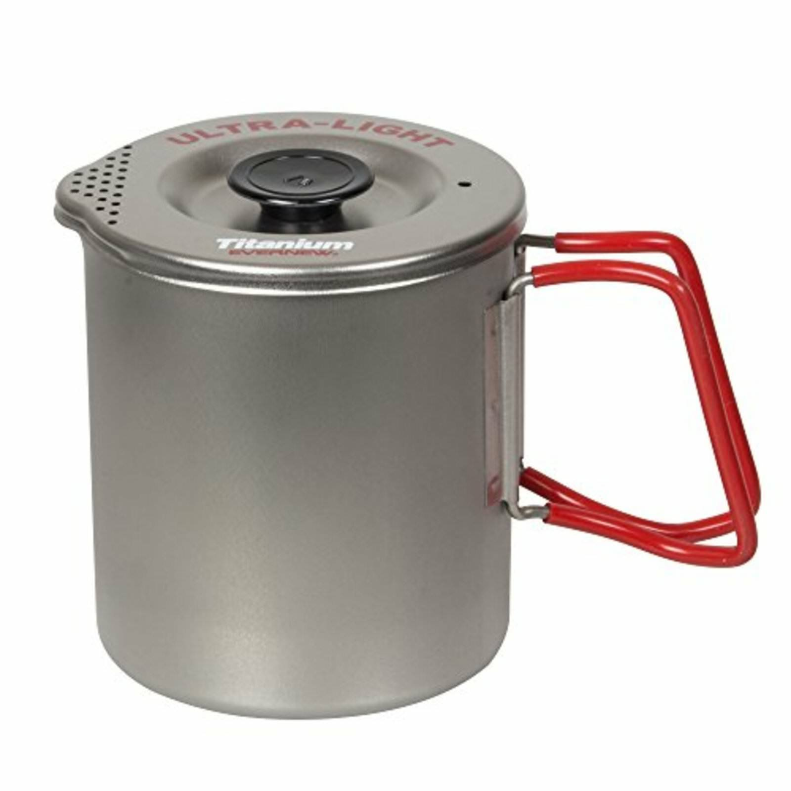 Evernew Titanium Pasta Pot Free Shipping with Tracking number New from Japan