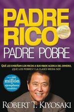 NEW - Padre Rico, Padre Pobre (Rich Dad, Poor Dad) (Spanish Edition)
