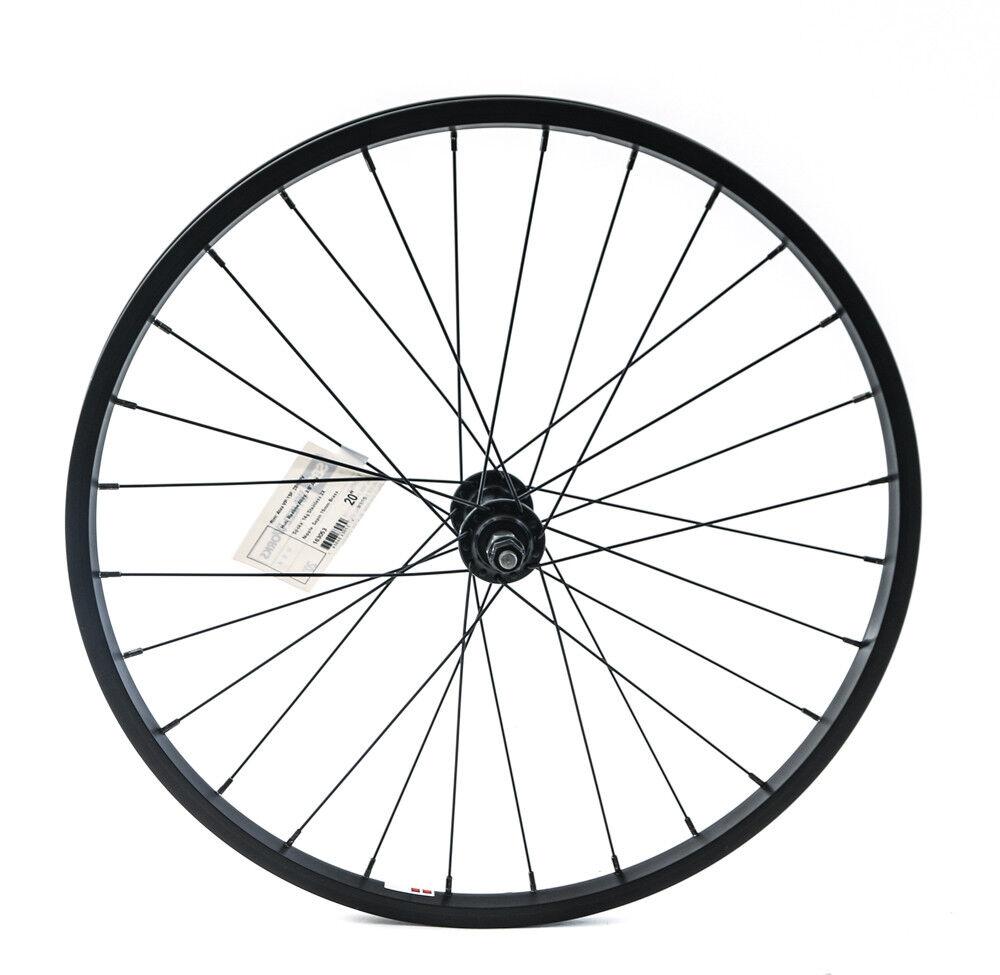 Alex Rims VP15F 20 x 1-1 8  451mm Mini BMX Bike Front Wheel 3 8  Alloy NEW