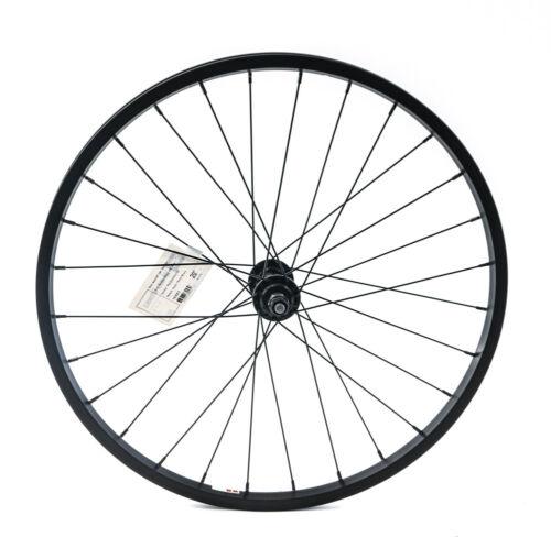 """Alex Rims VP15F 20 x 1-1//8/"""" 451mm Mini BMX Bike Front Wheel 3//8/"""" Alloy NEW"""