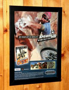 2003 Alpin Domination Publicitaires Feuille été Encadré Poster/old Ad Page Framed Ps2-afficher Le Titre D'origine Pour AméLiorer La Circulation Sanguine