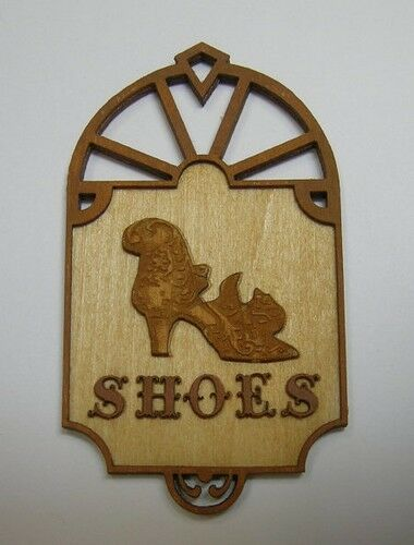 CHM Shoe Sign Kit